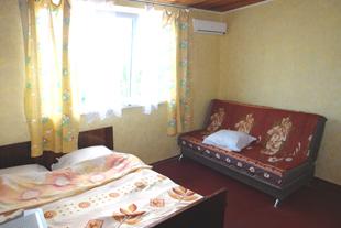Трех комнатный отдельный домик. Полулюкс
